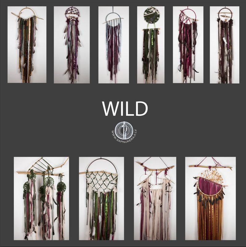 ...kolekcija WILD...